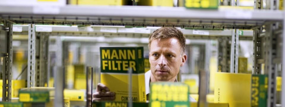 Немецкий производитель фильтров MANN FILTER