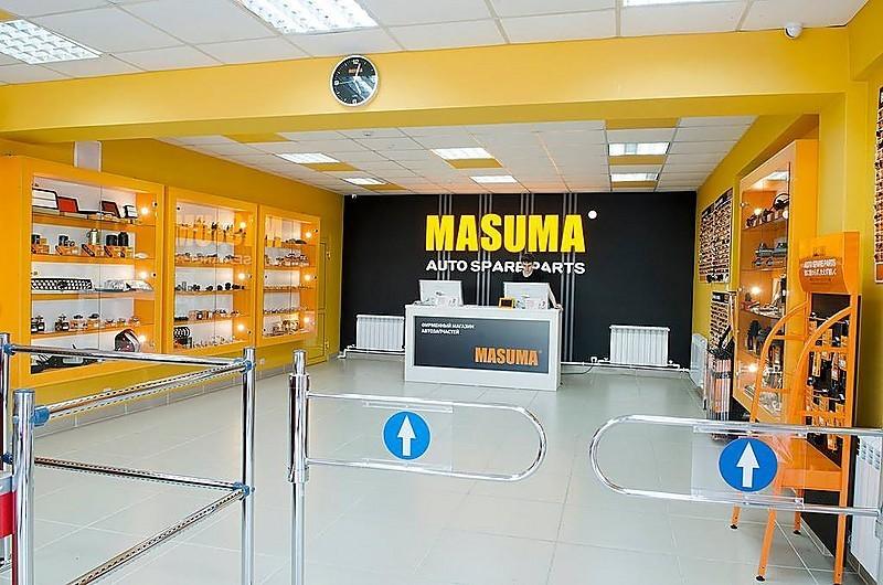 Фирменные магазины MASUMA