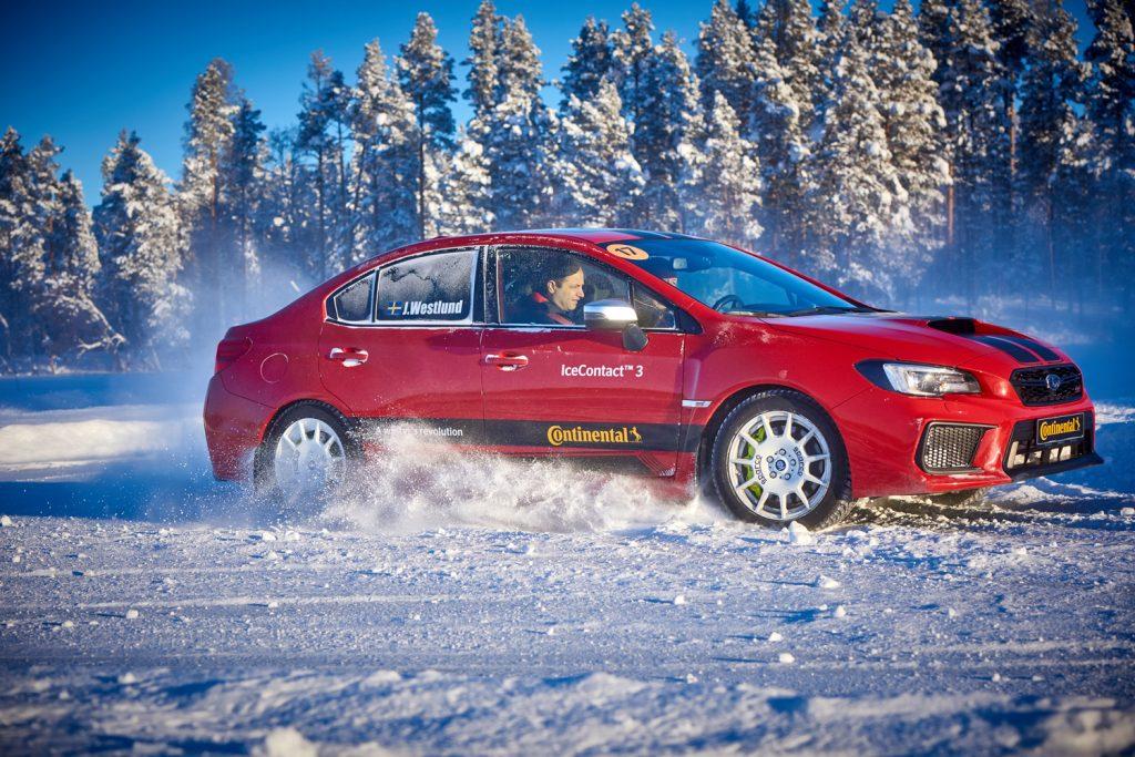 Новый IceContact 3 от Continental - еще больше безопасности зимой