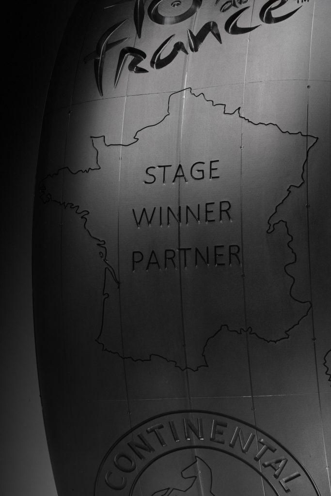 Continental - среди главных партнеров велогонки Тур де Франс в 2019 году