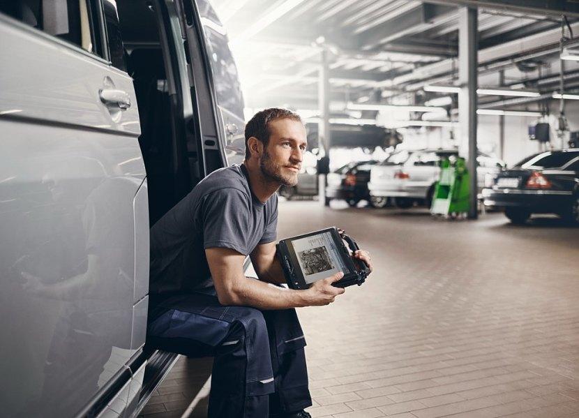 Bosch представляет программное обеспечение для автомастерских ESI[tronic] 2.0 Online