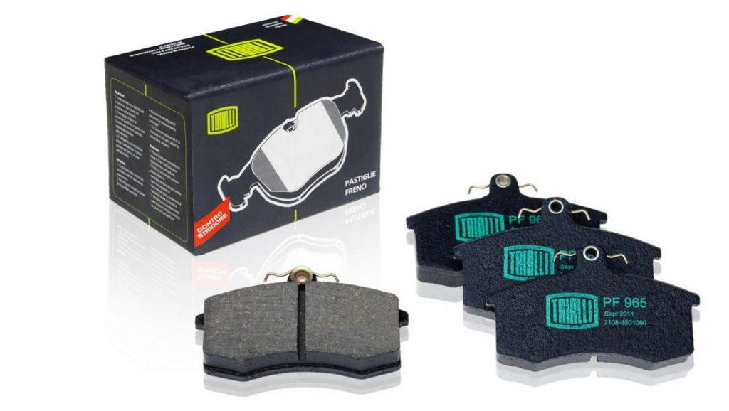 Trialli выпустил новые детали тормозной системы