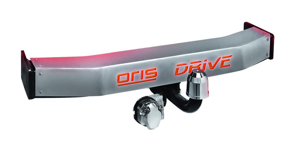 Фаркопы ORIS: возвращение исторического бренда